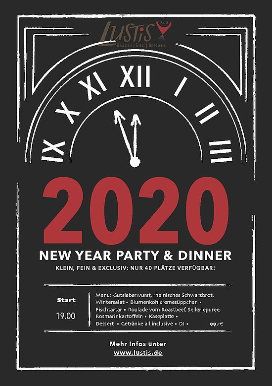 New Year Party & Dinner